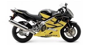 Honda CBR600F4i 2004