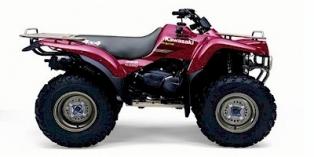 Kawasaki Prairie 360 4×4 2004