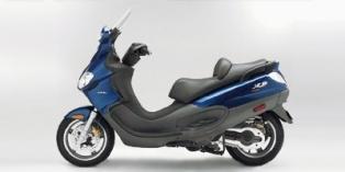 Piaggio X9 Evolution 500 2004
