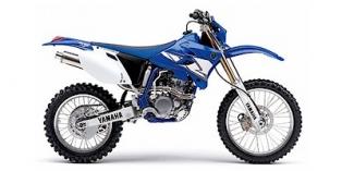 Yamaha WR250F 2004