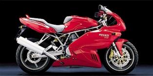 Ducati Supersport 800 2005