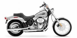 Harley-Davidson Softail Standard 2005
