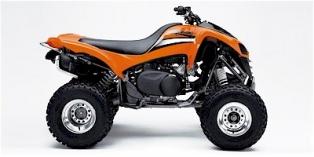 Kawasaki KFX700 2005