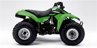 Kawasaki KFX80 2005