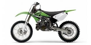 Kawasaki KX250 2005