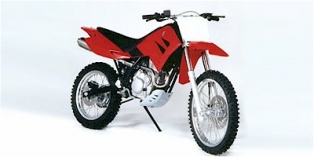 MZ 125 FunX 2005