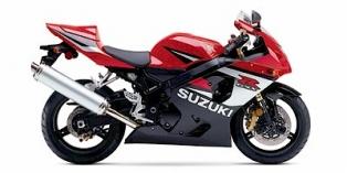 Suzuki GSX-R600 2005