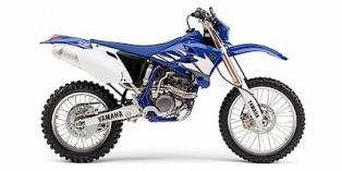 Yamaha WR250F 2005