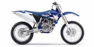 Yamaha YZ450F 2005