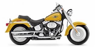 Harley-Davidson Softail Fat Boy 2006