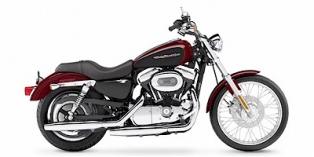 Harley-Davidson Sportster 1200 Custom 2006