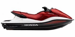 гидроцикл honda aquatrex ка проверить уровень масла