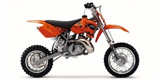 KTM 50 SX 2006