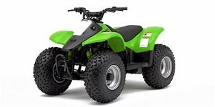 Kawasaki KFX50 2006