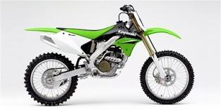 Kawasaki KX250F 2006