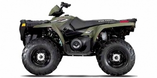 Polaris Sportsman 700 Twin 2006