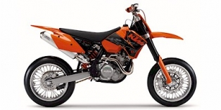 KTM 560 SMR 2007