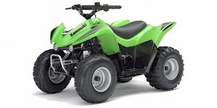 Kawasaki KFX90 2007