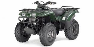 Kawasaki Prairie 360 4×4 2007