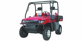 Polaris Ranger XP Midnight Red (Limited Edition) 2007