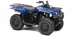 Yamaha Big Bear 400 IRS 5-Speed 4X4 2007