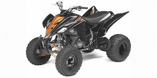 Yamaha Raptor 350 Special Edition 2007