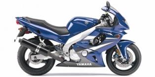 Yamaha YZF600R 2007