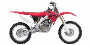Honda CRF250R 2008
