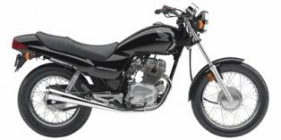 Honda Nighthawk 250 2008