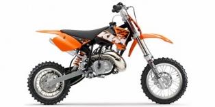 KTM 50 SX 2008