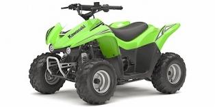 Kawasaki KFX50 2008