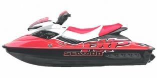 Sea-Doo RXP 215 2008