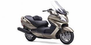 Suzuki Burgman 650 2008