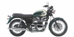 Triumph Bonneville T100 2008