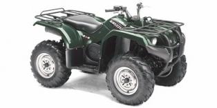 Yamaha Grizzly 350 IRS 4×4 2008