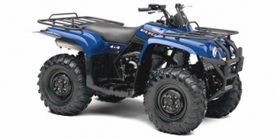 Yamaha Big Bear 400 IRS 5-Speed 4X4 2009
