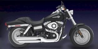 Harley-Davidson Dyna Fat Bob 2009