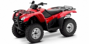 Honda FourTrax Rancher AT 2009