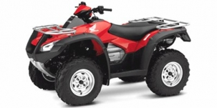 Honda FourTrax Rincon GPScape 2009