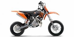 KTM 50 SX 2009