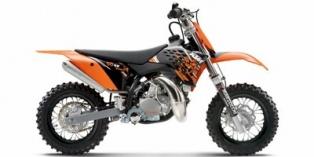 KTM 50 SX MINI 2009