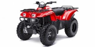 Kawasaki Prairie 360 2009