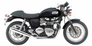 Triumph Thruxton 900 2009
