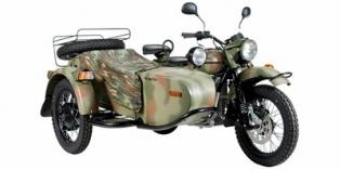 Ural Gear-Up 2009