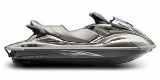 Yamaha WaveRunner FX Cruiser SHO 2009