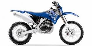 Yamaha WR250F 2009
