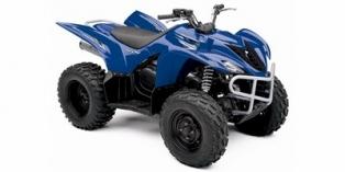 Yamaha Wolverine 450 4×4 2009