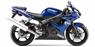 Yamaha YZF-R6S 2009