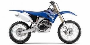 Yamaha YZ250F 2009