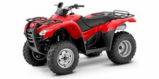 Honda FourTrax Rancher ES 2010